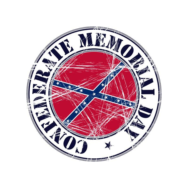 Избитая фраза дня Confederate бесплатная иллюстрация