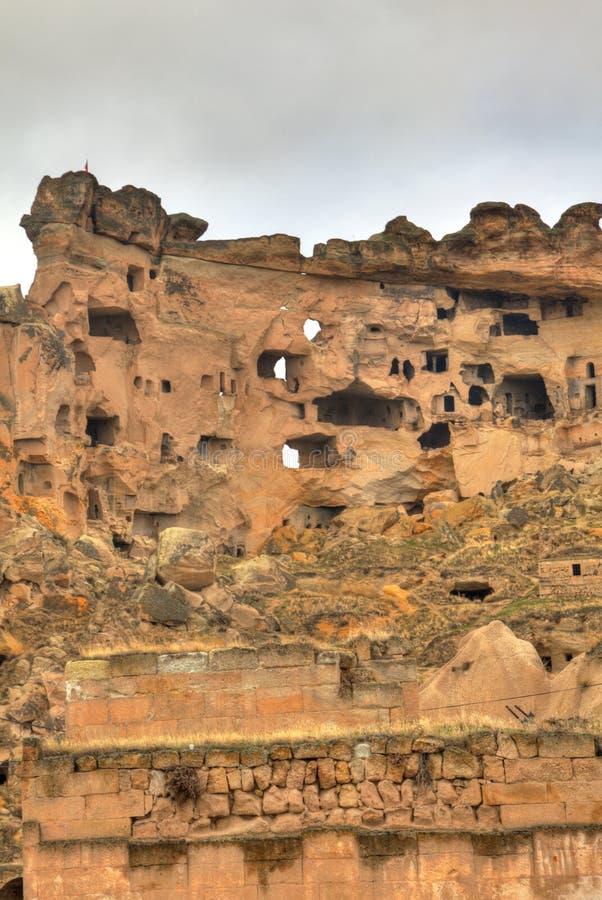 Известный город Cappadocia в Турции стоковая фотография rf