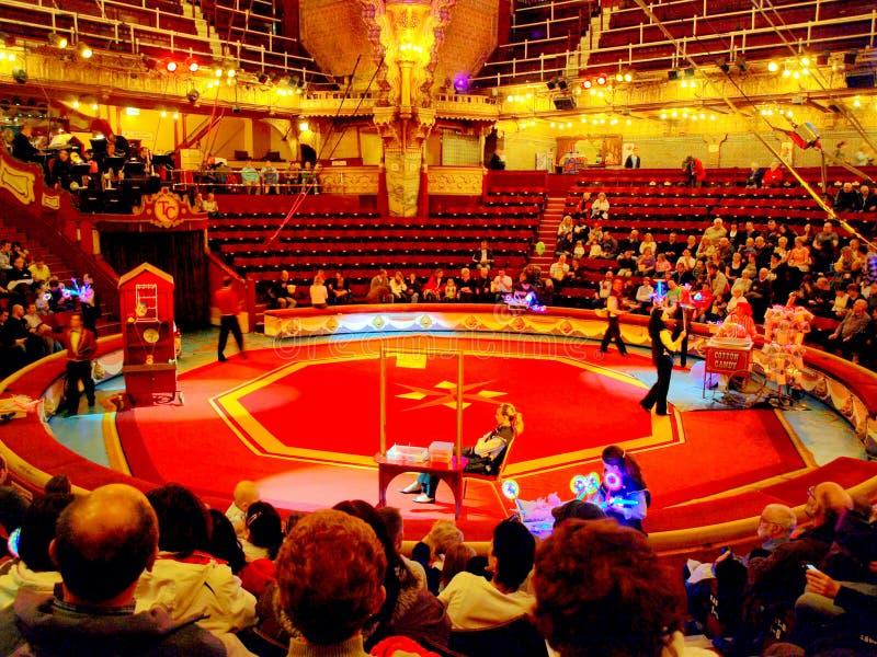 Известный цирк башни, Блэкпул стоковые изображения