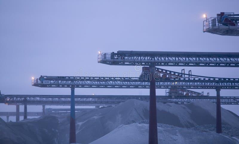 Известняк quarry.JH стоковая фотография rf