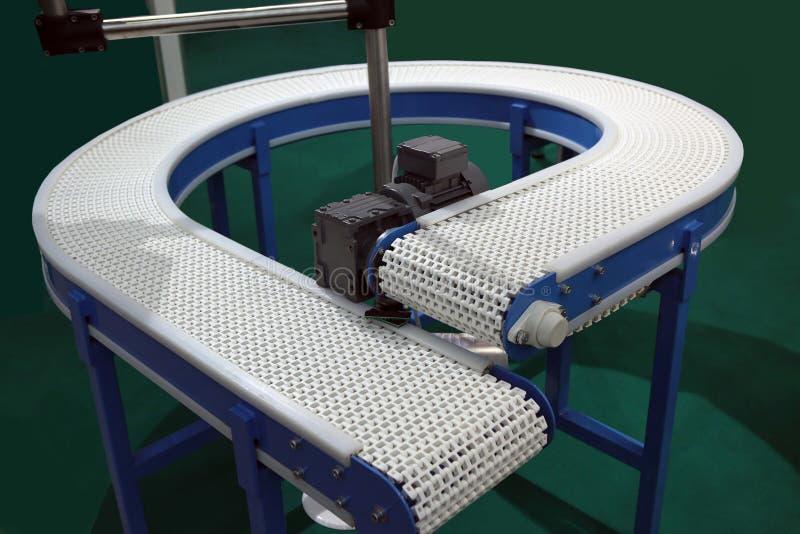 изготовление транспортера стоковая фотография rf