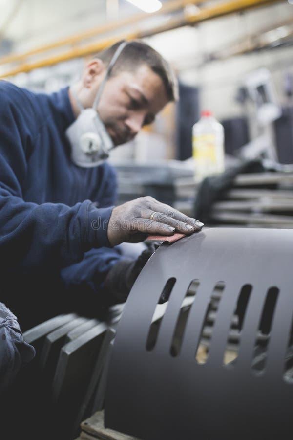 Изготовление тяжелой индустрии стоковая фотография rf