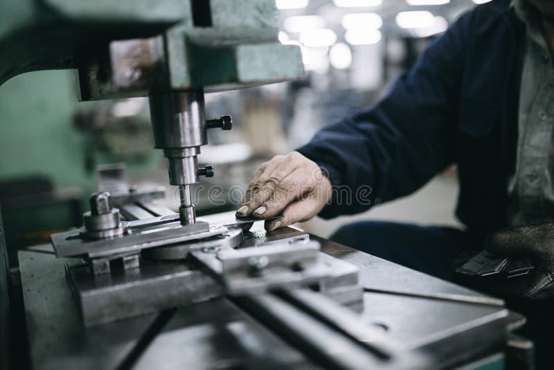 Изготовление тяжелой индустрии стоковые фото