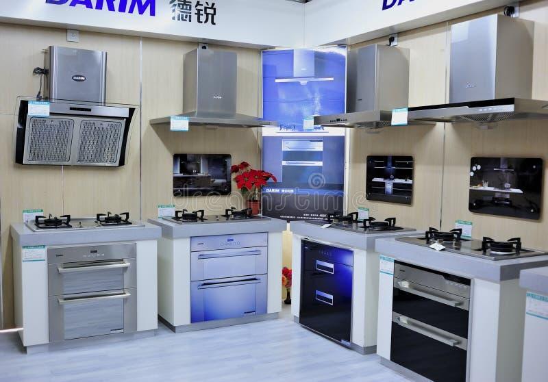 изделия магазина кухни стоковое изображение rf