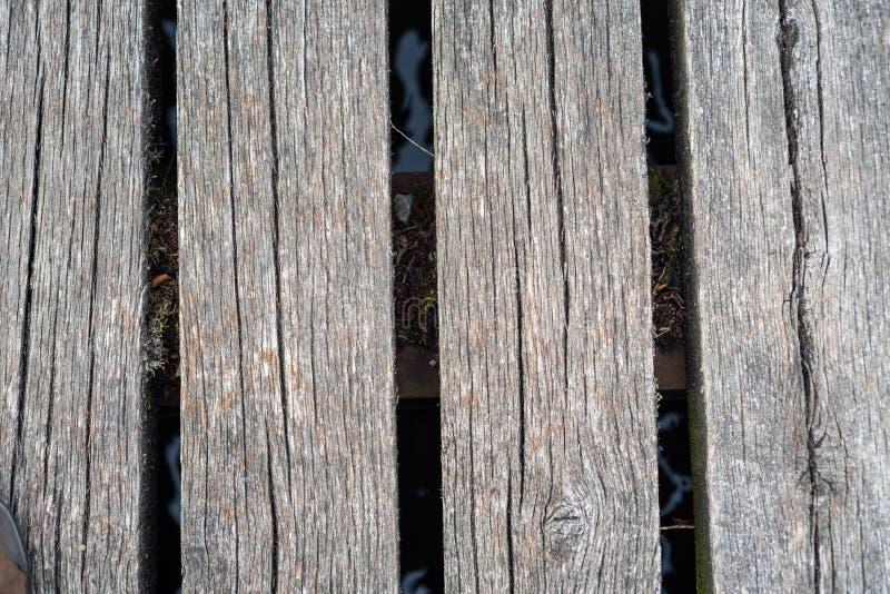 Изменения картины предпосылки от стены, который нужно облицевать к древесине стоковое изображение