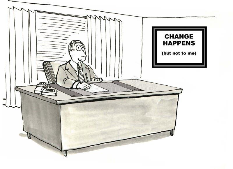 измените управление бесплатная иллюстрация