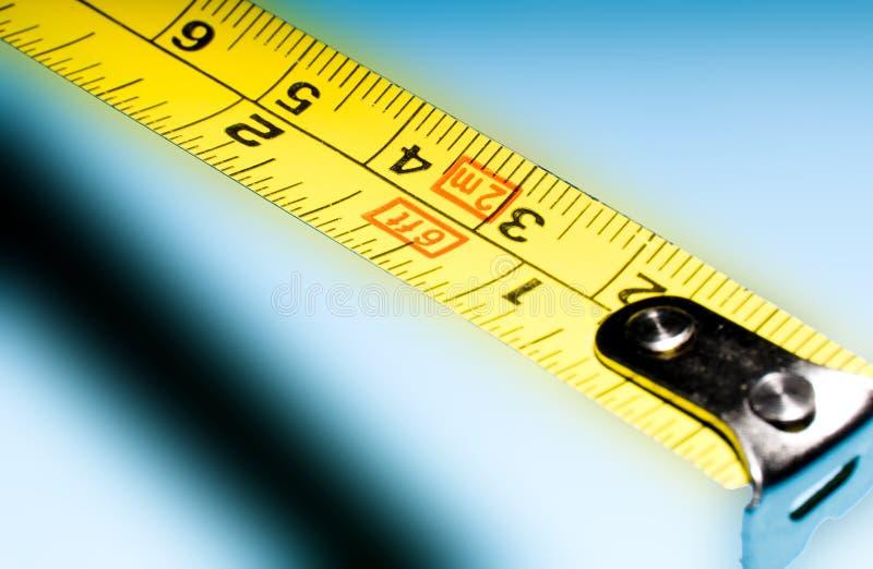 измерение стоковое изображение rf