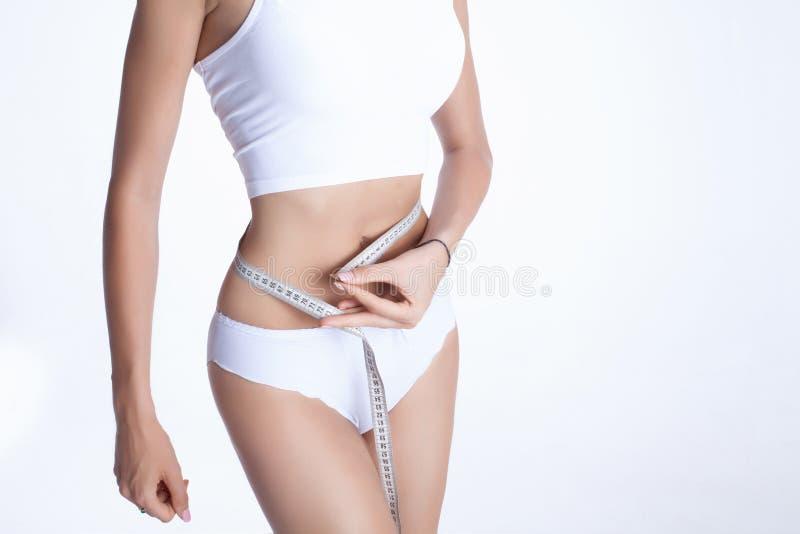 Измерять тела стоковая фотография