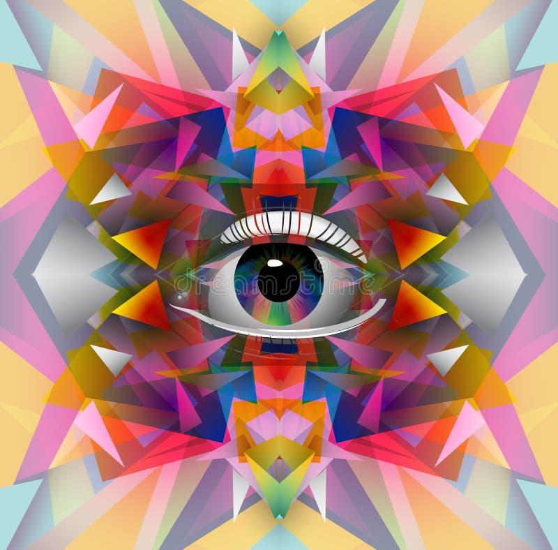 Download Изображение абстрактного искусства Иллюстрация штока - иллюстрации насчитывающей диаграммы, футуристическо: 41651517