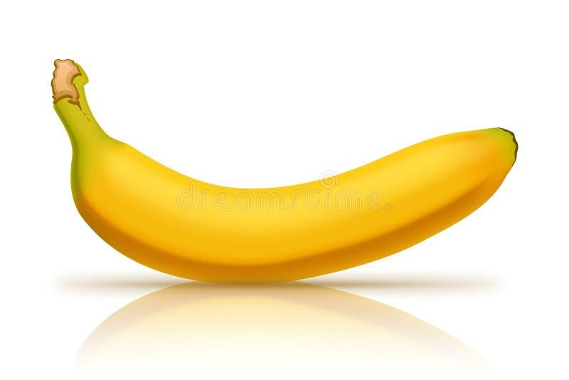 Изображение банана иллюстрация штока