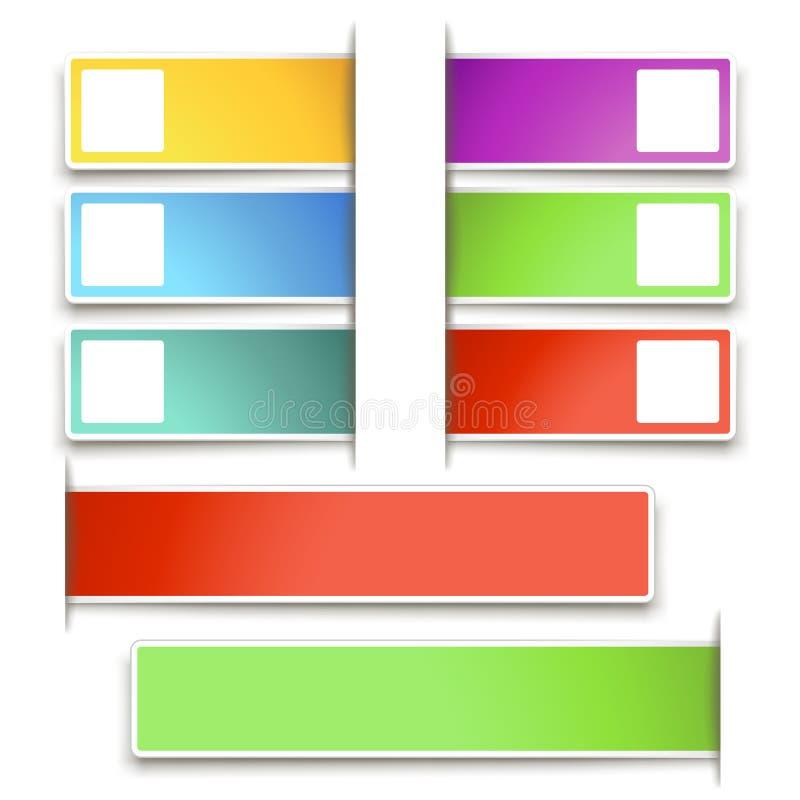 Изображение бумаги blancs2 иллюстрация вектора