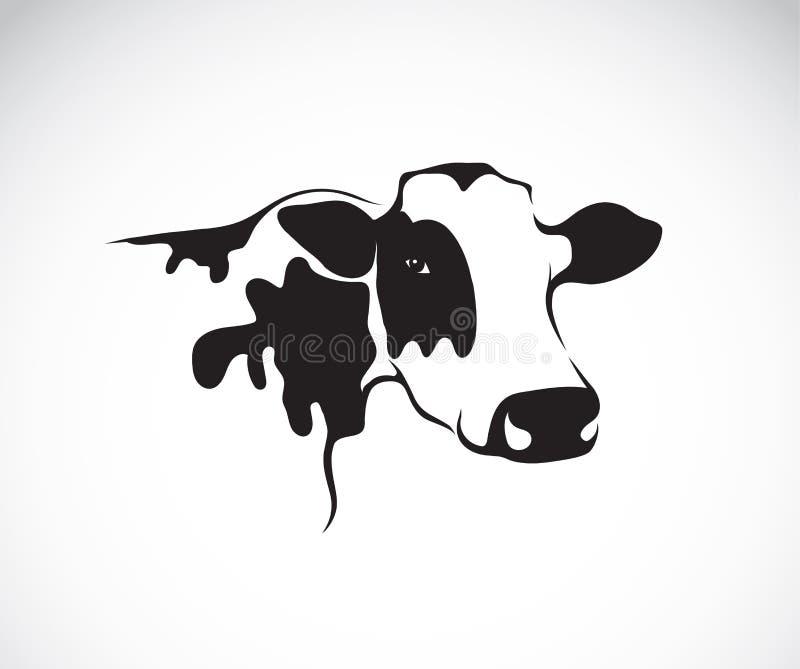 Изображение вектора коровы бесплатная иллюстрация