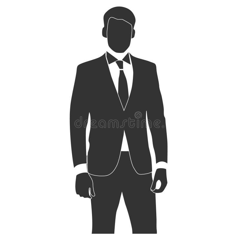 Изображение вектора человека менеджера бесплатная иллюстрация
