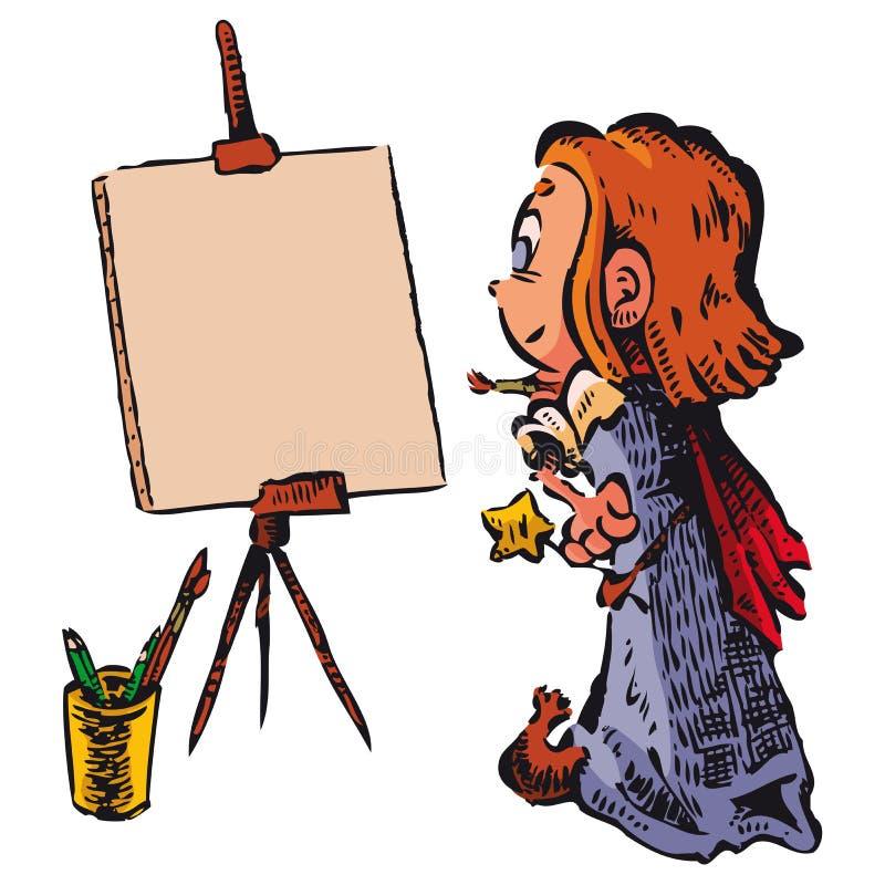 Изображение ведьмы бесплатная иллюстрация