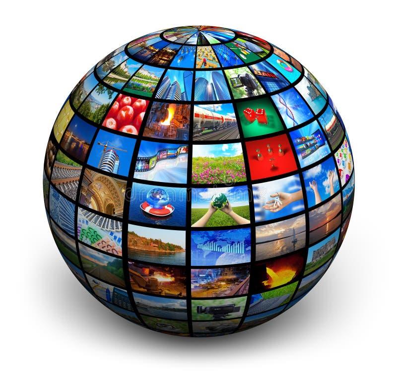 изображение глобуса иллюстрация штока
