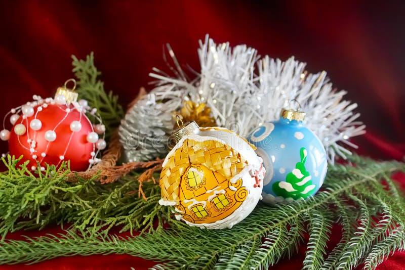 Изображение для рождества праздника или С Новым Годом! стоковое изображение rf