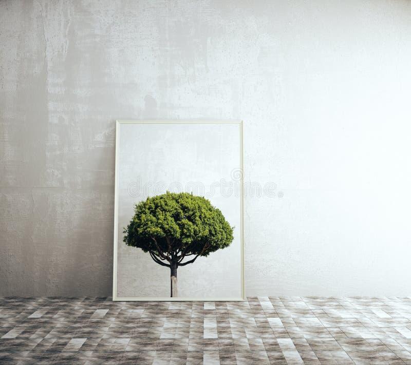 Изображение дерева иллюстрация штока