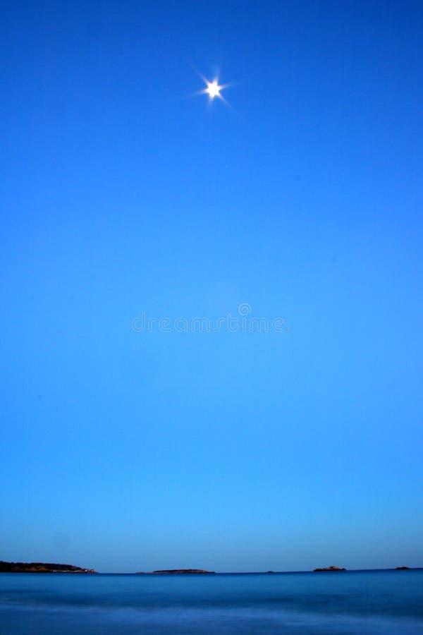 Изображение запаса пляжа петь, Массачусетса, США стоковое фото rf