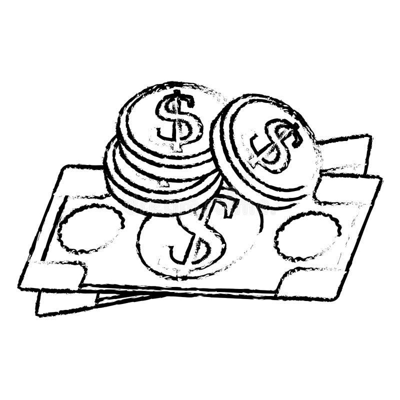 Изображение значка экономики оплаты бесплатная иллюстрация