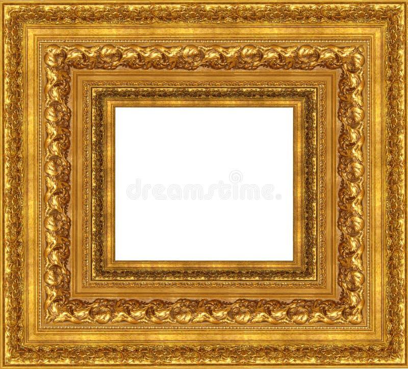 изображение золота рамки стоковое фото rf
