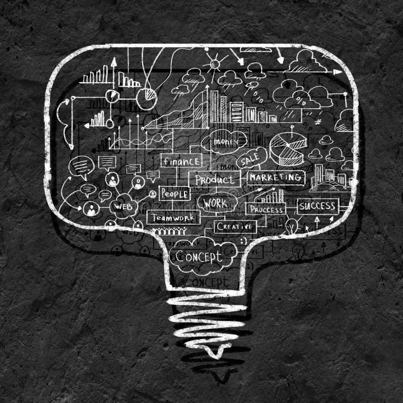 Download изображение идеи принципиальной схемы 3d представило Стоковое Изображение - изображение насчитывающей рационализаторство, concept: 41650727
