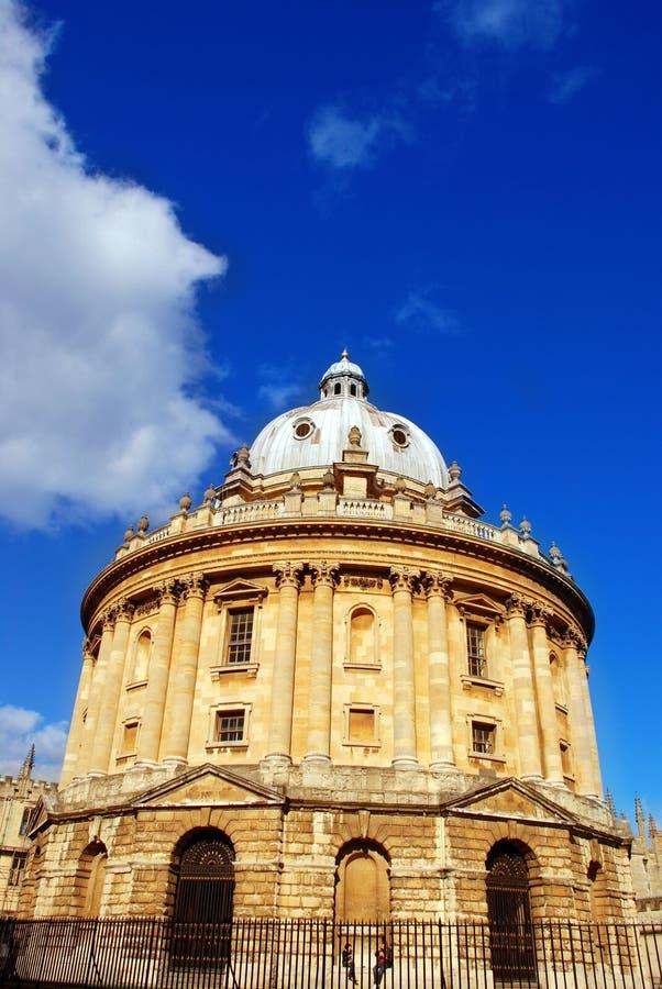 Изображение камеры Radcliffe, Оксфорд, Великобритания стоковое фото rf