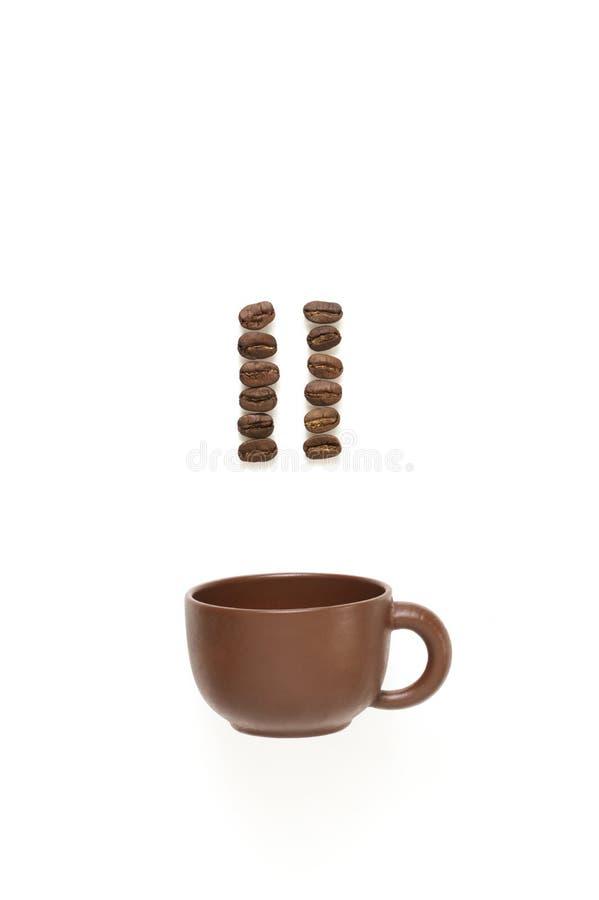 Изображение концепции перерыва на чашку кофе стоковые изображения