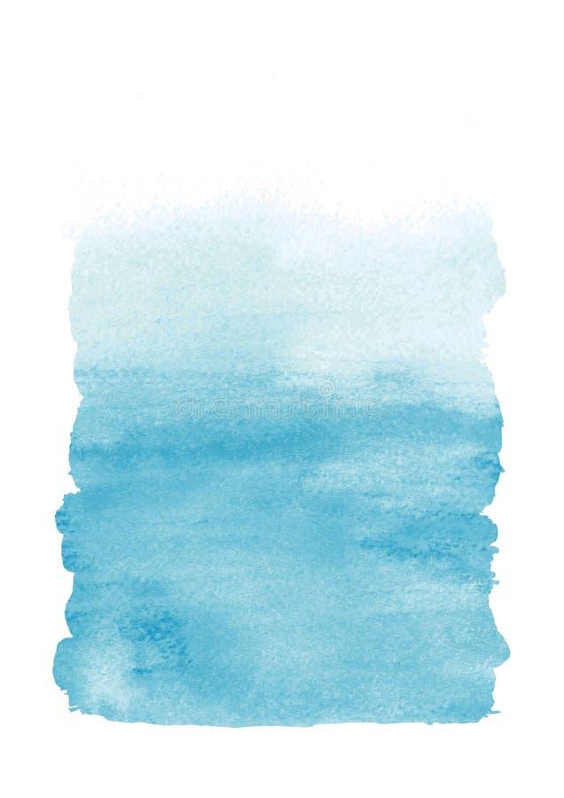 Изображение предпосылки акварели красочное для обоев, плаката, крышки iphone бесплатная иллюстрация