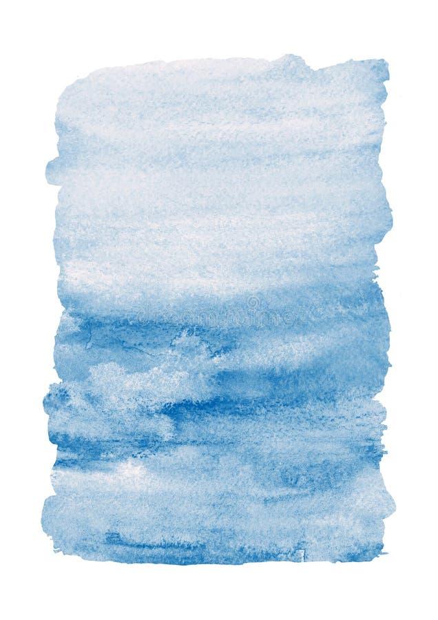 Изображение предпосылки акварели красочное для обоев, плаката, крышки iphone иллюстрация вектора