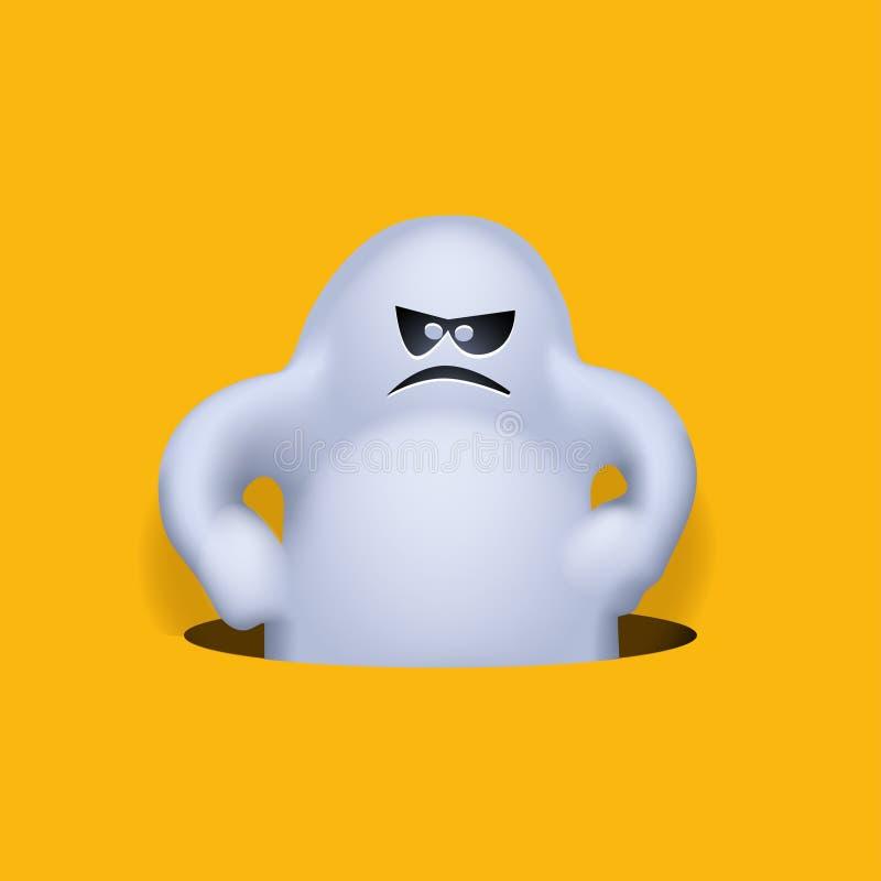 Изображение призрака бесплатная иллюстрация