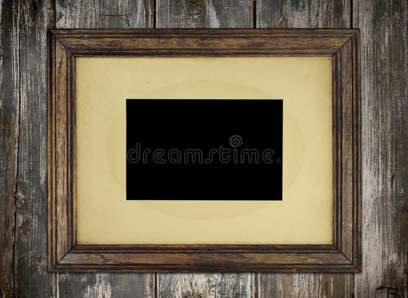 изображение рамки старое деревенское стоковая фотография