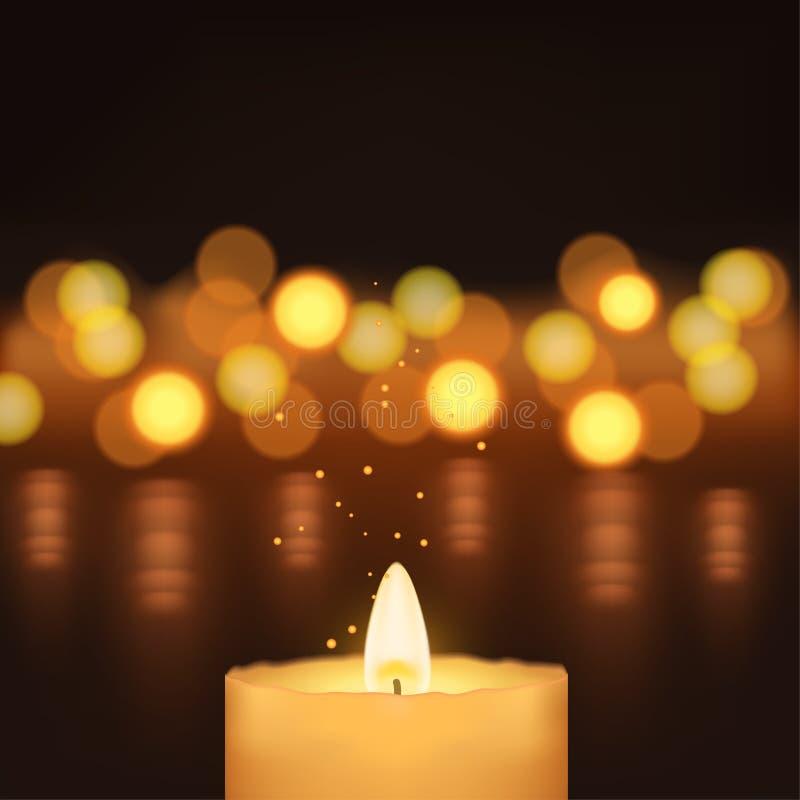 Изображение свечей бесплатная иллюстрация