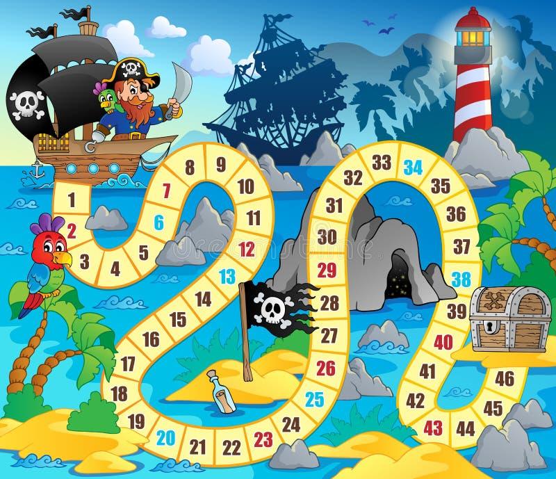 Изображение 5 темы настольной игры бесплатная иллюстрация