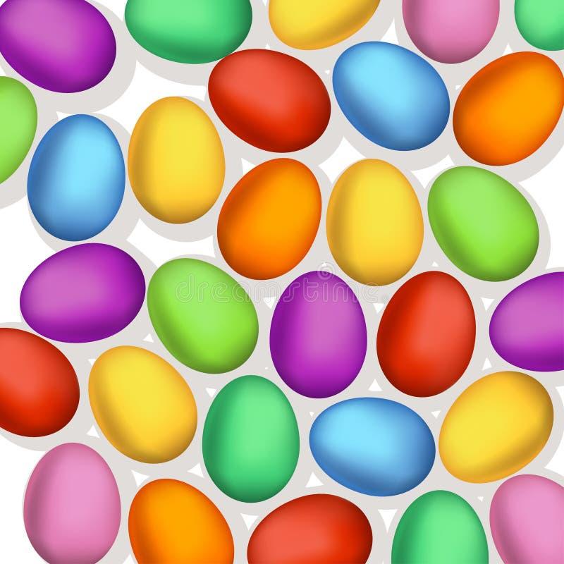Изображение яичка иллюстрация вектора