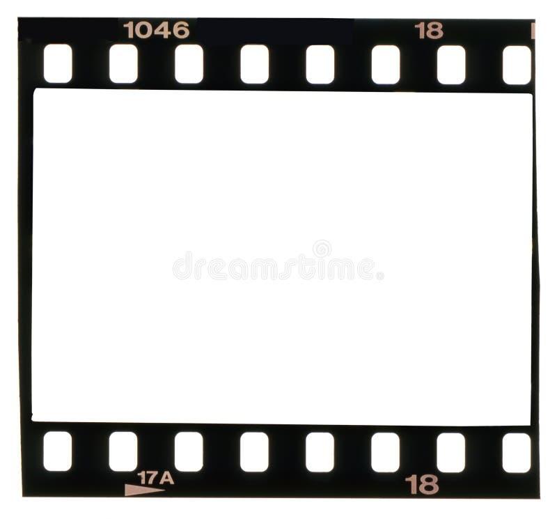 изображение 35 mm рамок filmstrip стоковое фото