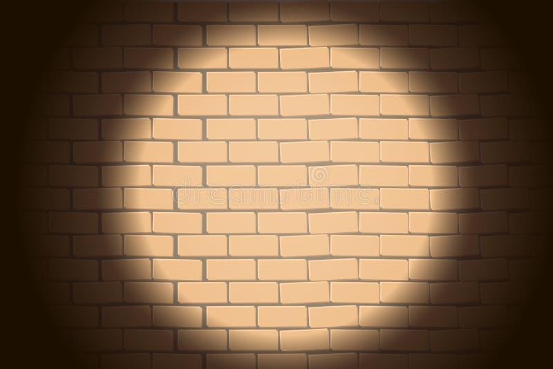 Изображение brickwall иллюстрация вектора