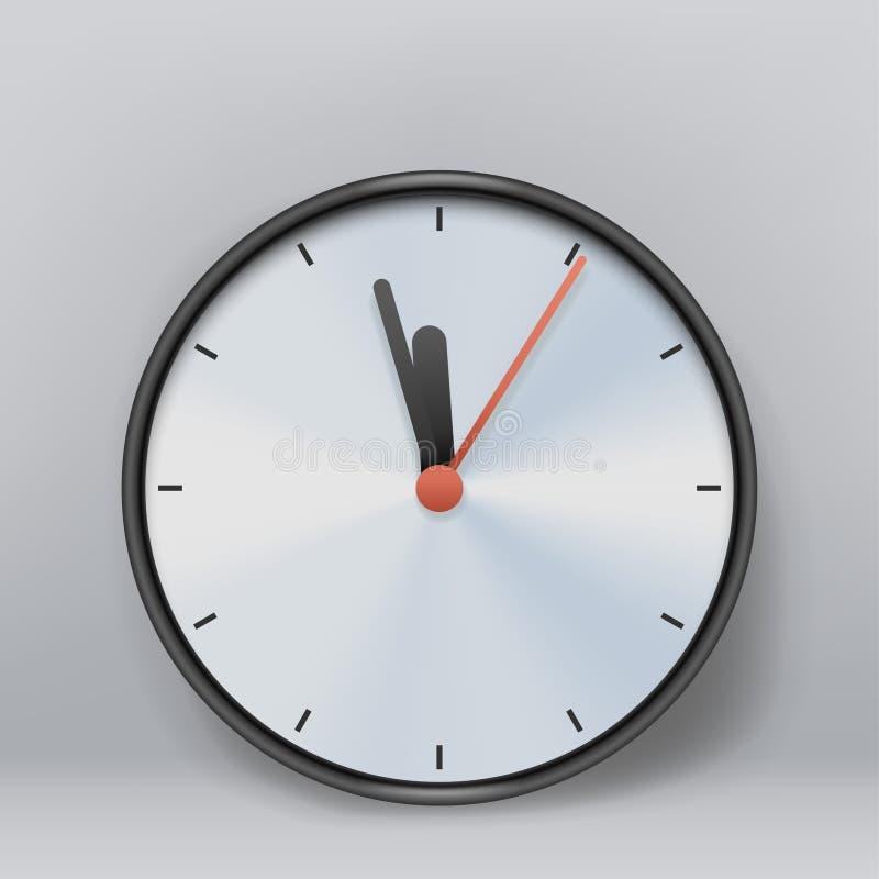 Изображение clock01 иллюстрация вектора