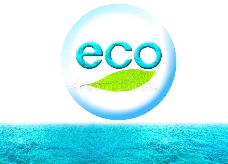 изображение eco стоковое изображение