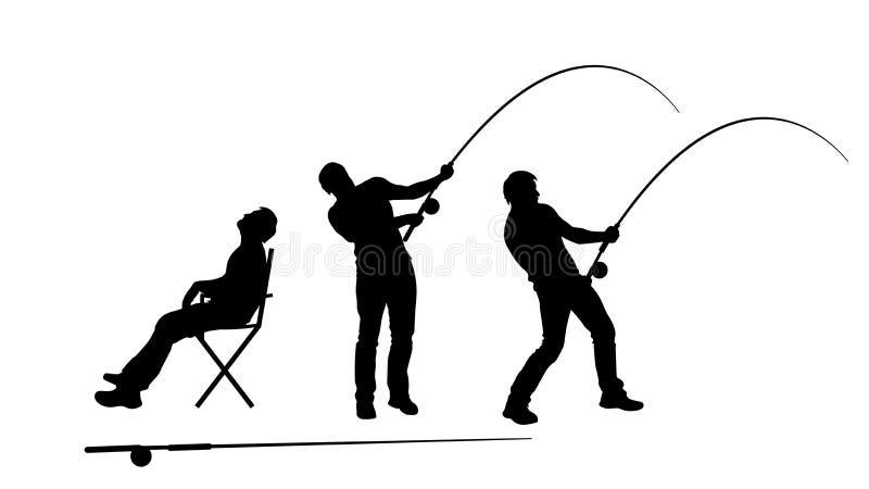 Изображение fishman иллюстрация вектора