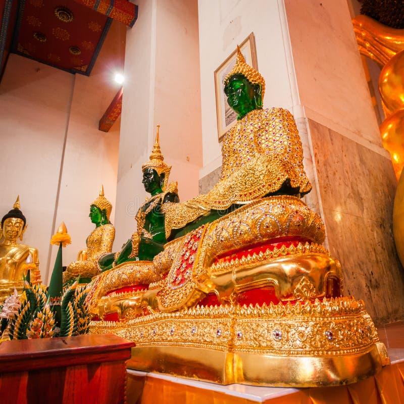 Изображение Phra Kaew изумрудное Будды сезона 3 стоковые фотографии rf
