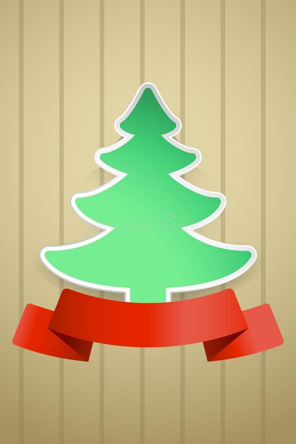 Изображение tree4 иллюстрация вектора