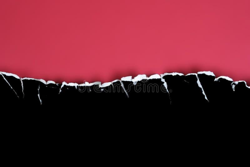 изогнутый разрыв стоковое изображение rf