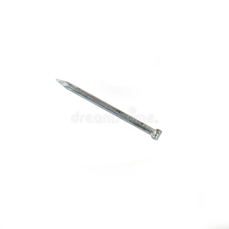 изолированная белизна ногтя