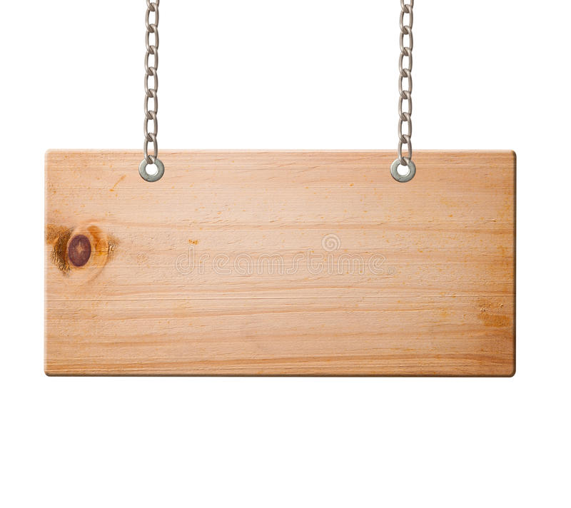 изолированная древесина знака стоковые фото