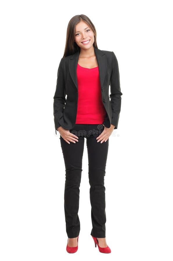 изолированная женщина стоковые изображения rf