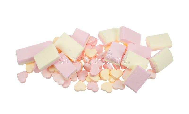изолированная конфета