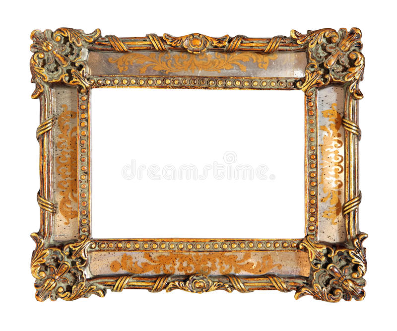 изолированная рамка стоковые изображения rf