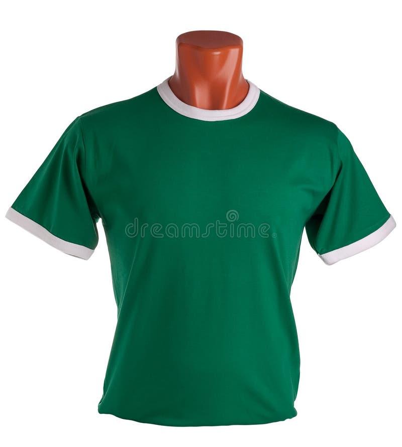 изолированная рубашка t стоковые фотографии rf