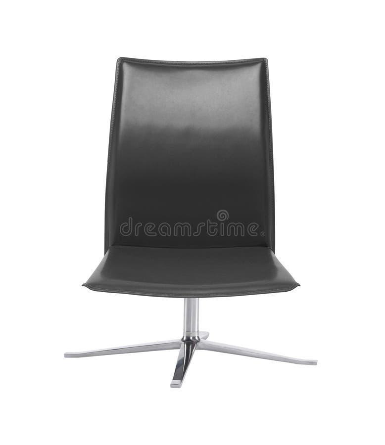 изолированная стулом белизна офиса стоковые изображения