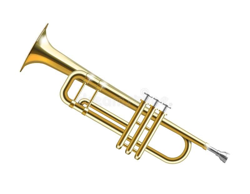 Изолированная труба иллюстрация штока